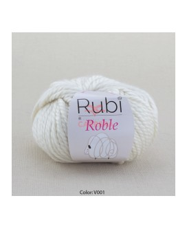 Rubi ROBLE 100 grms <>10 ovillos