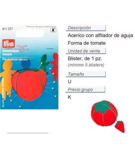Acerico tomate CONT: 5 TAR de 1 pz