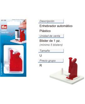 Enhebrador automat. CONT: 5 TAR de 1 pz