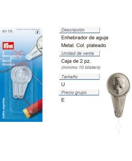 Enhebradores de agujas CONT: 10 TAR de 2 pz