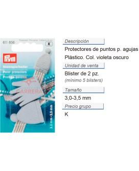 Protectores de puntos p. 3,00 y 3,50 mm CONT: 5 TAR de 2 pz
