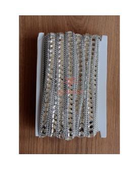 GALON CRISTAL ART.03704 TERMOADHESIVO -9,2m-