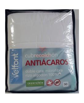 CUBRECOLCHON ANTIACAROS