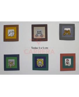 PEGATINA RIZAL ART.645 24UDS