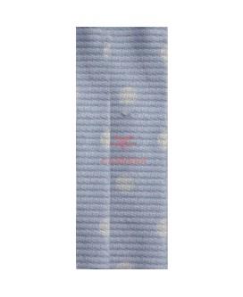 PIQUE CANUTILLO NIDO ESTAMPADO CE 131 LUNAR F COLOR CELESTE