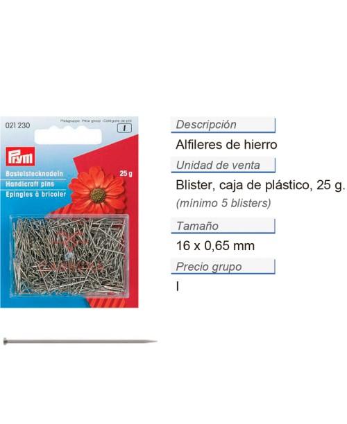 ALFILERES DE HIERRO