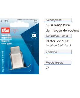 Guia magnetica de margen de costura CONT: 5 TAR de 1 pz