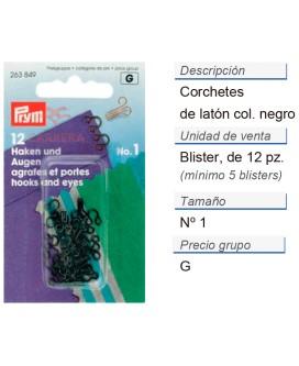 CORCHETE COSER LATON 5 BLISTER