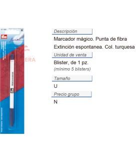 Marcador magico 16 cm desaparece espont. CONT: 5 TAR de 1 pz
