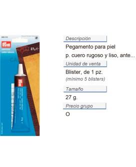 Pegamento para piel CONT: 5 TAR de 27 g