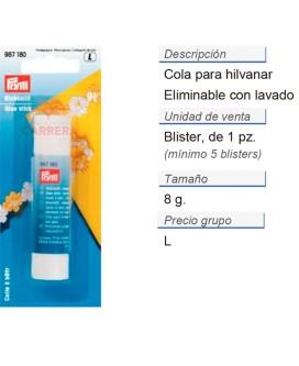 Cola para hilvanar CONT: 5 TAR de 10 g