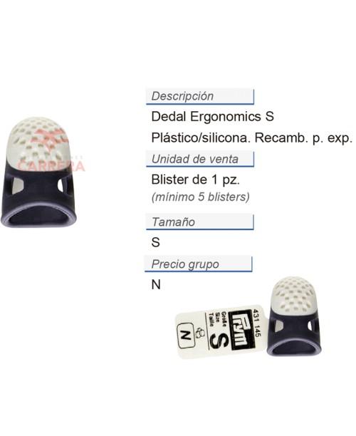 Dedal ergonomics S recambio p. expos. CONT: 5 PZ de 1 pz