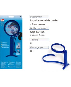 LUPA COSER UNIVERSAL 1UD