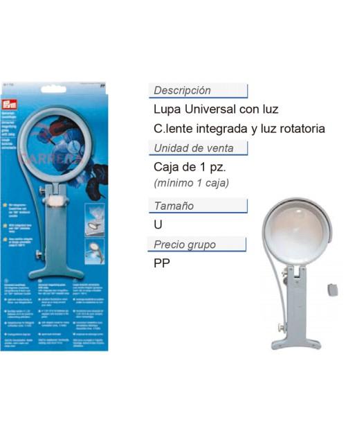 LUPA COSER UNIVERSAL CON LUZ 1 UD