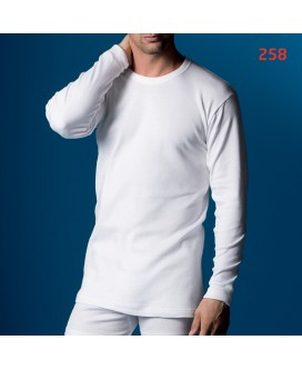 Camiseta M/L ART.258<>Caja 3 uds
